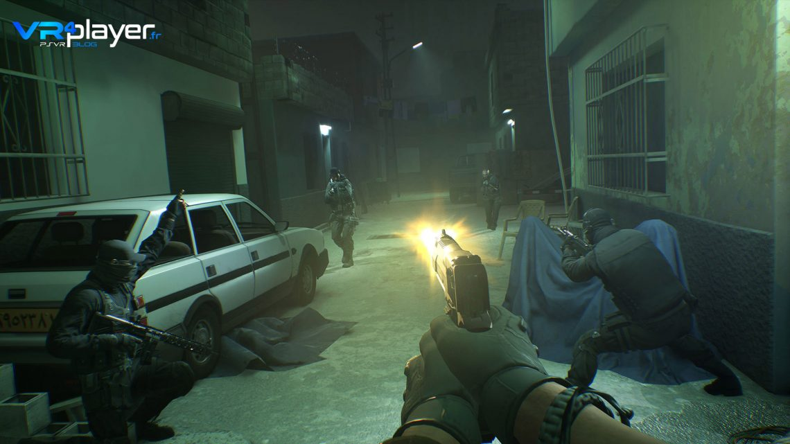 FireWall Zero Hour VR4player