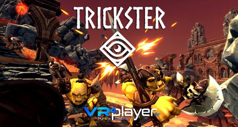 Trickster VR prévu cette année sur PSVR vr4player.fr