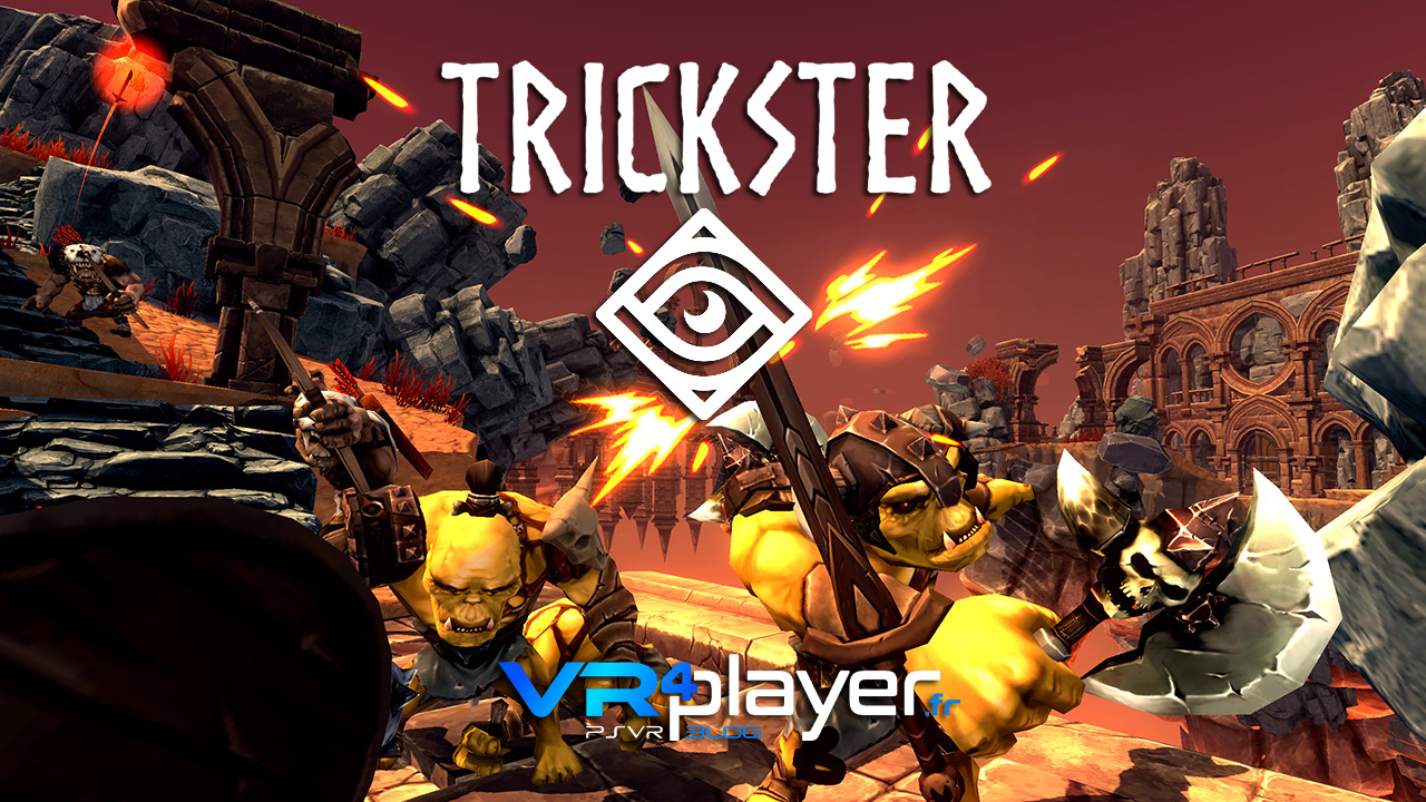 Trickster VR Dungeon Crawler vr4player.fr