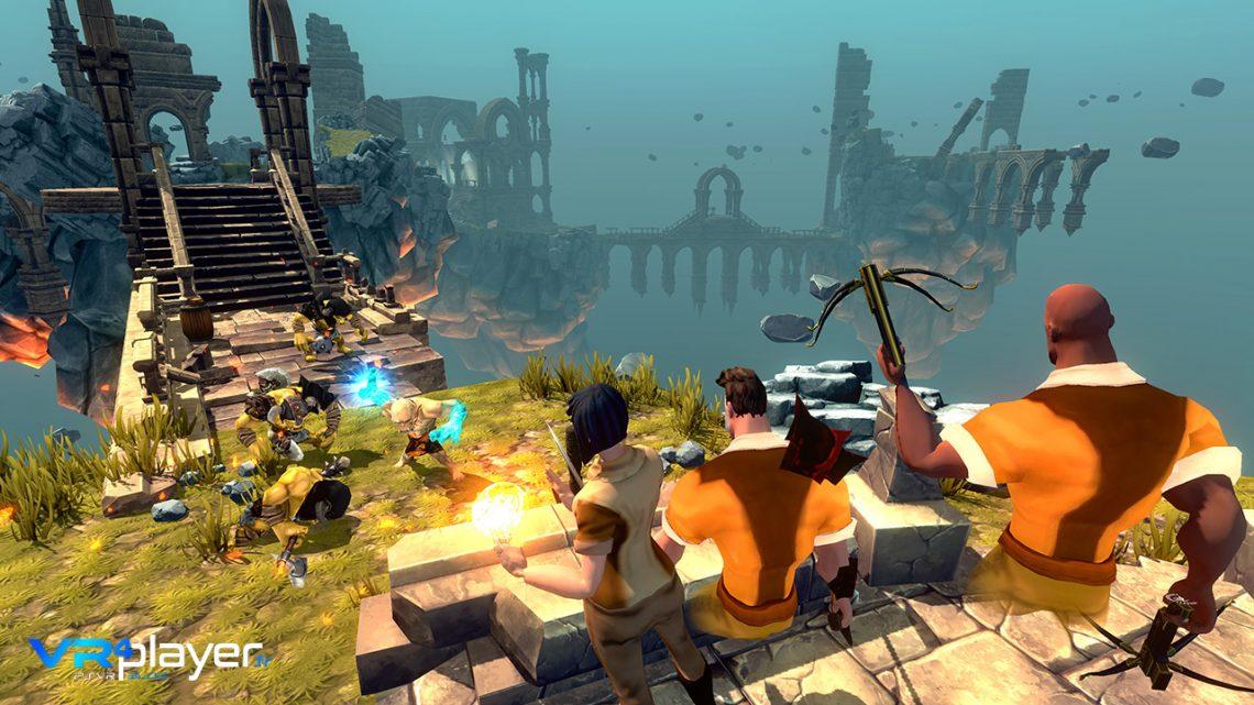 Trickster VR Dungeon Crawler vr4player.fr