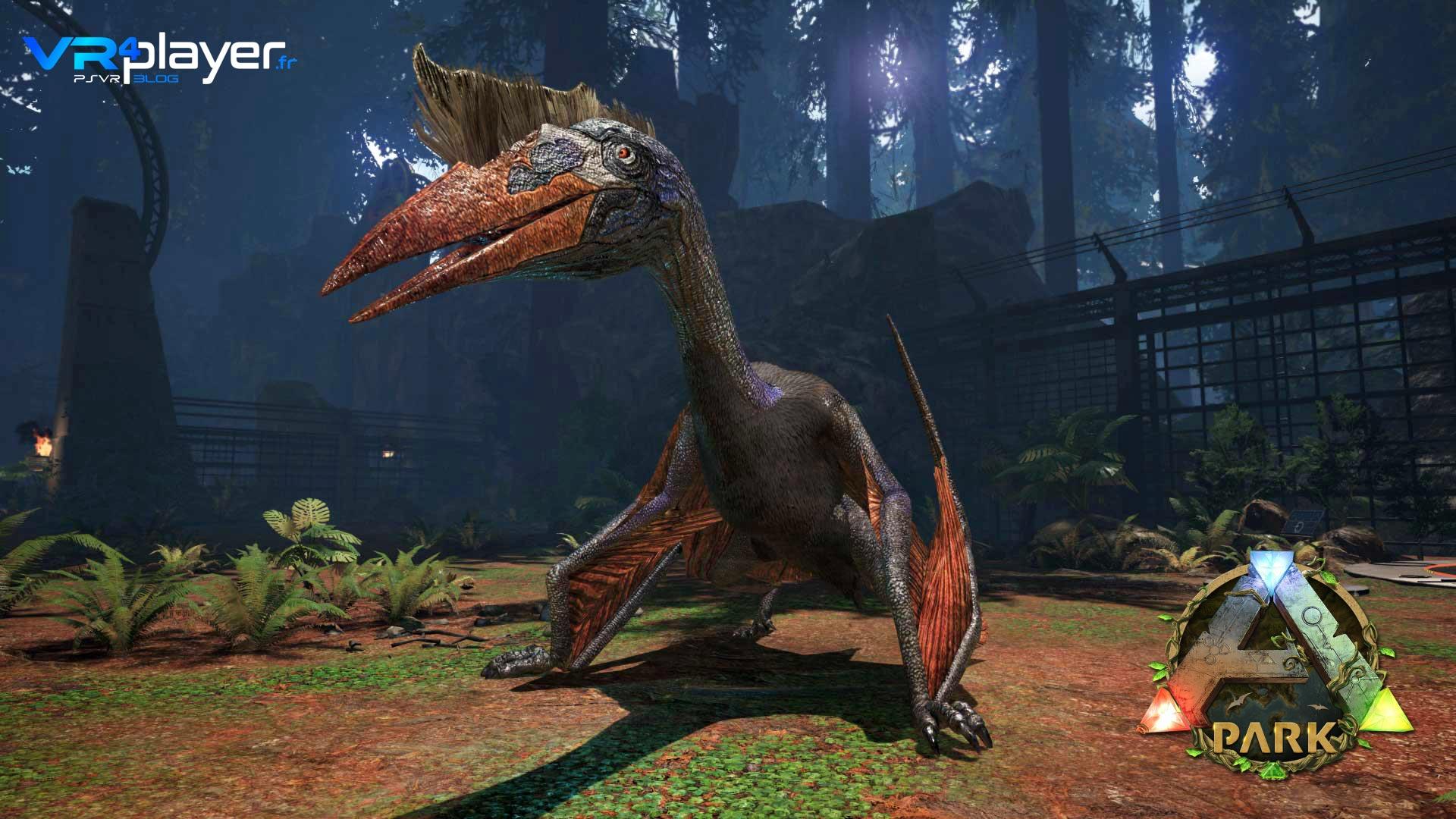 Ark Park Pterosaur DLC PSVR VR4Player.fr