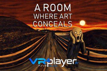 PlayStation VR : A Room Where Art Conceals sur PSVR