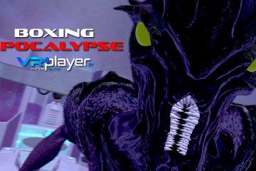 PlayStation VR : Boxing Apocalypse, rosser du Roswell sur PSVR