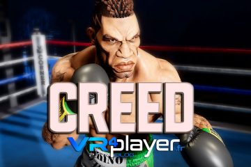 PlayStation VR : CREED Rise to Glory, ça boxe chez Survios !