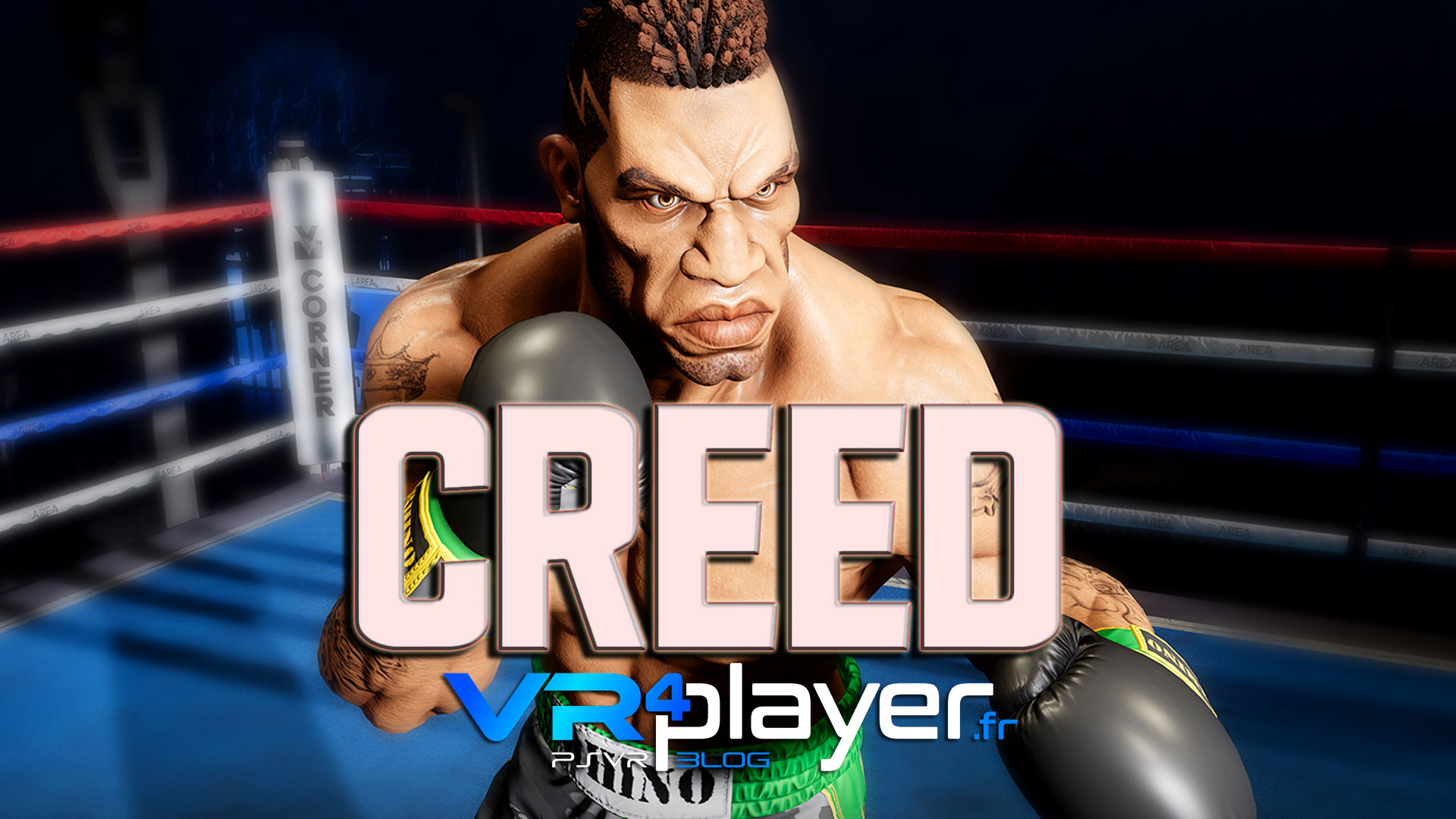 CREED Rise to Glory sur PSVR vr4player.fr
