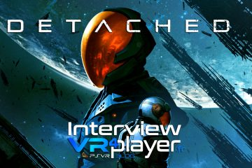 PlayStation VR : Detached, l'interview pour en savoir plus sur PSVR