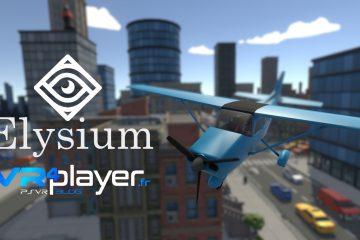 PlayStation VR : Elysium VR la démesure a portée de main