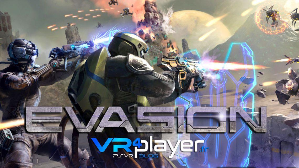 Evasion sur PSVR vr4player.fr