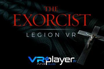 PlayStation VR : The Exorcist Legion VR confesse ses trophées sur PSVR
