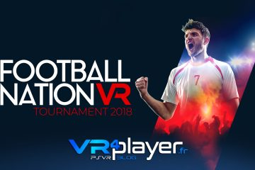 PlayStation VR : VRFC devient Football Nation VR sur PSVR