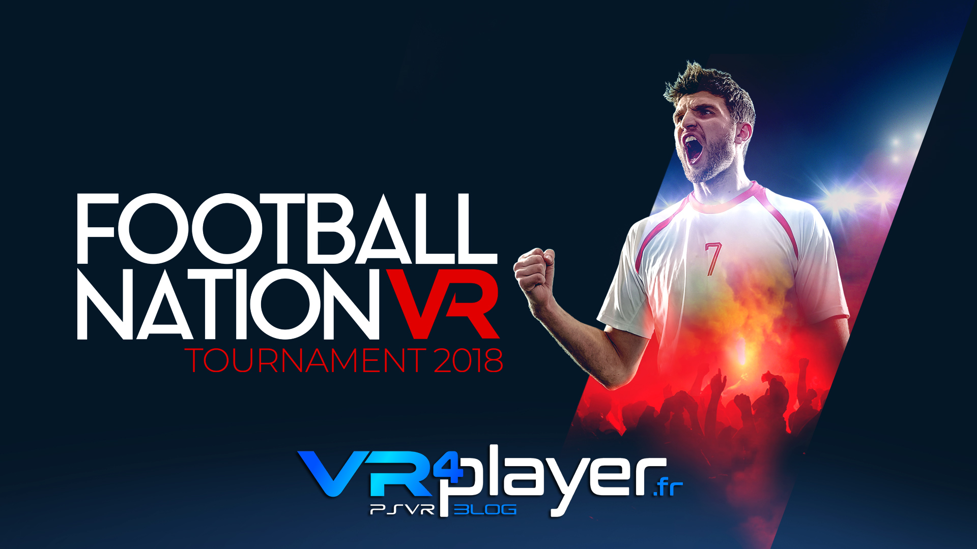 Football Nation VR PSVR vr4player.fr