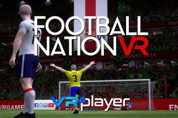 PlayStation VR : Football Nation VR, on refait le match sur PSVR