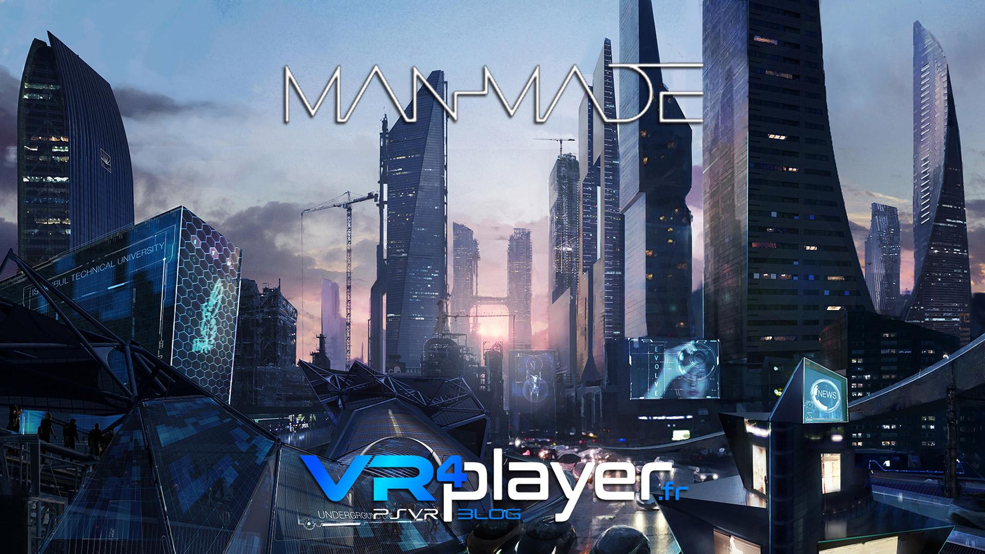 ManMade PSVR vr4player.fr