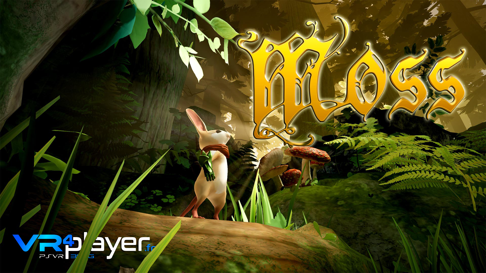 MOSS PlayStation VR vr4player.fr