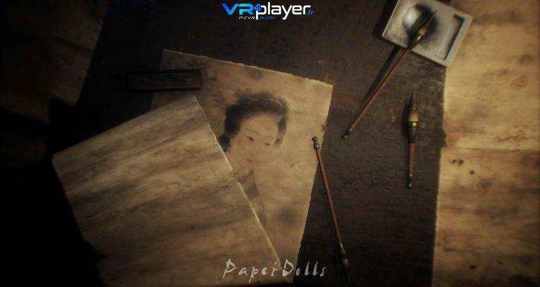Paperdolls sur PSVR vrplayer.fr