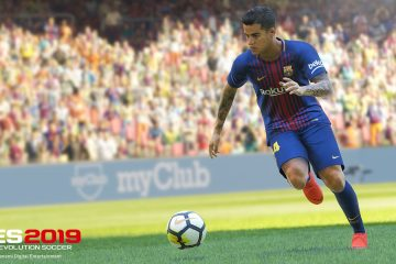 PS4, PS4 Pro : PES 2019 arrivera le 30 août prochain