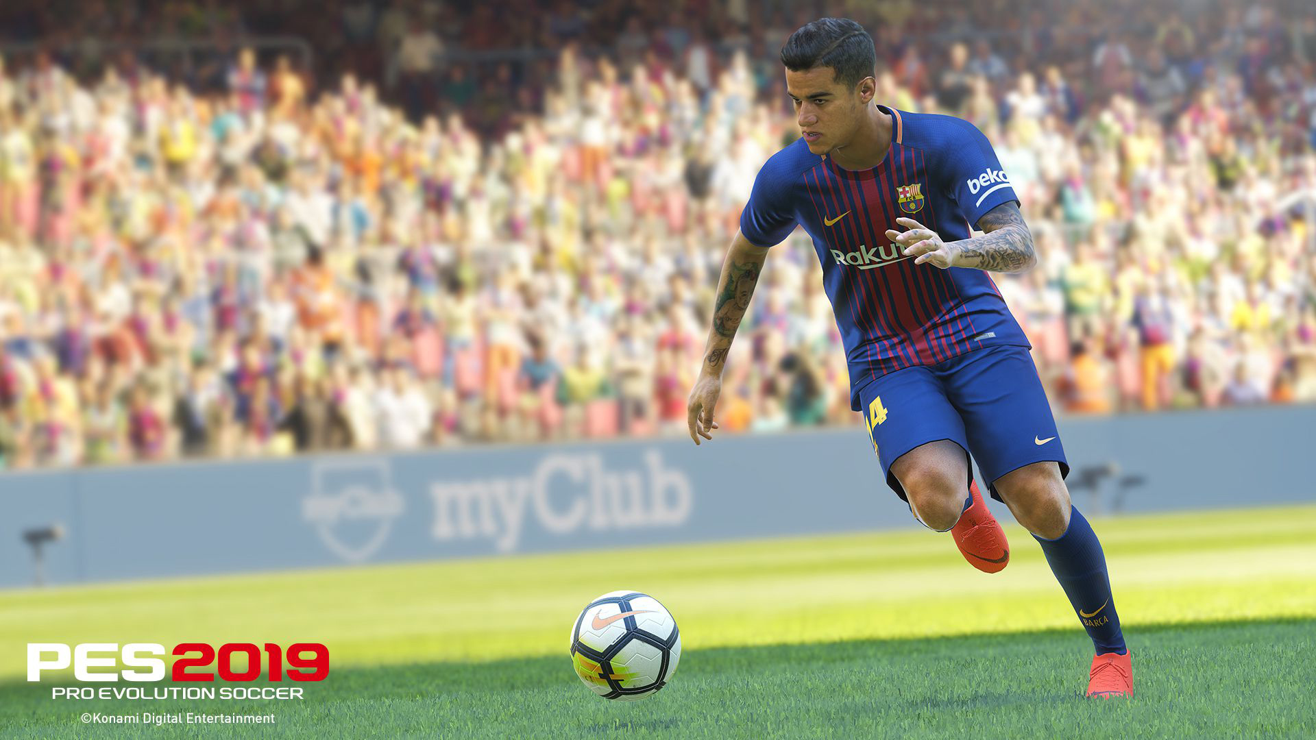 PES 2019 PS4 VR4Player.fr