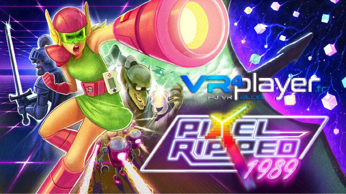 Pixel Ripped PSVR vr4player.fr