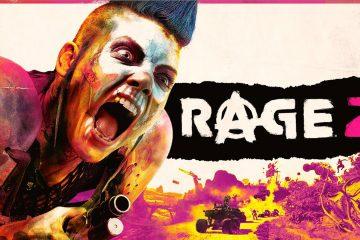 PS4, PS4 Pro : Rage 2 se déchaîne en vidéo
