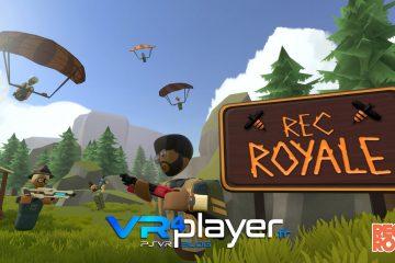 PlayStation VR : REC Room, la mise à jour Royale le 7 juin
