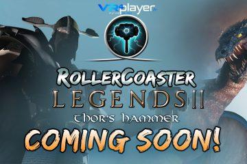 PlayStation VR : Rollercoaster Legends Thor's Hammer, la suite sur PSVR ?