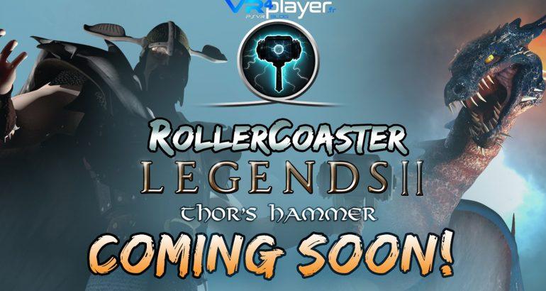 Rollercoaster Legends 2 Thor's Hammer