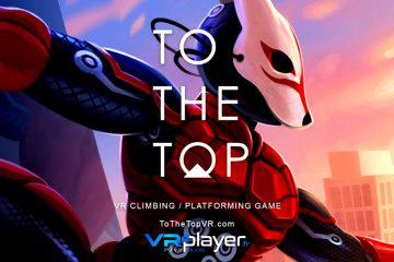 PlayStation VR : TO THE TOP est disponible en précommande