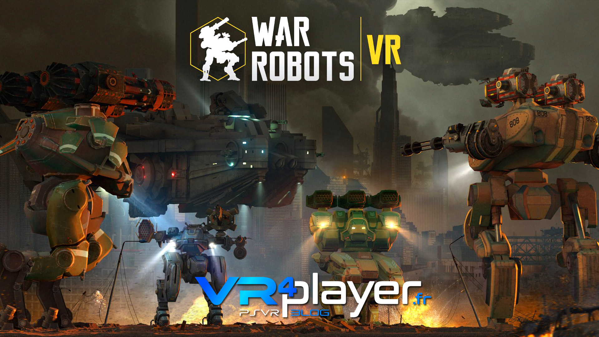 War Robots VR : The Skirmish
