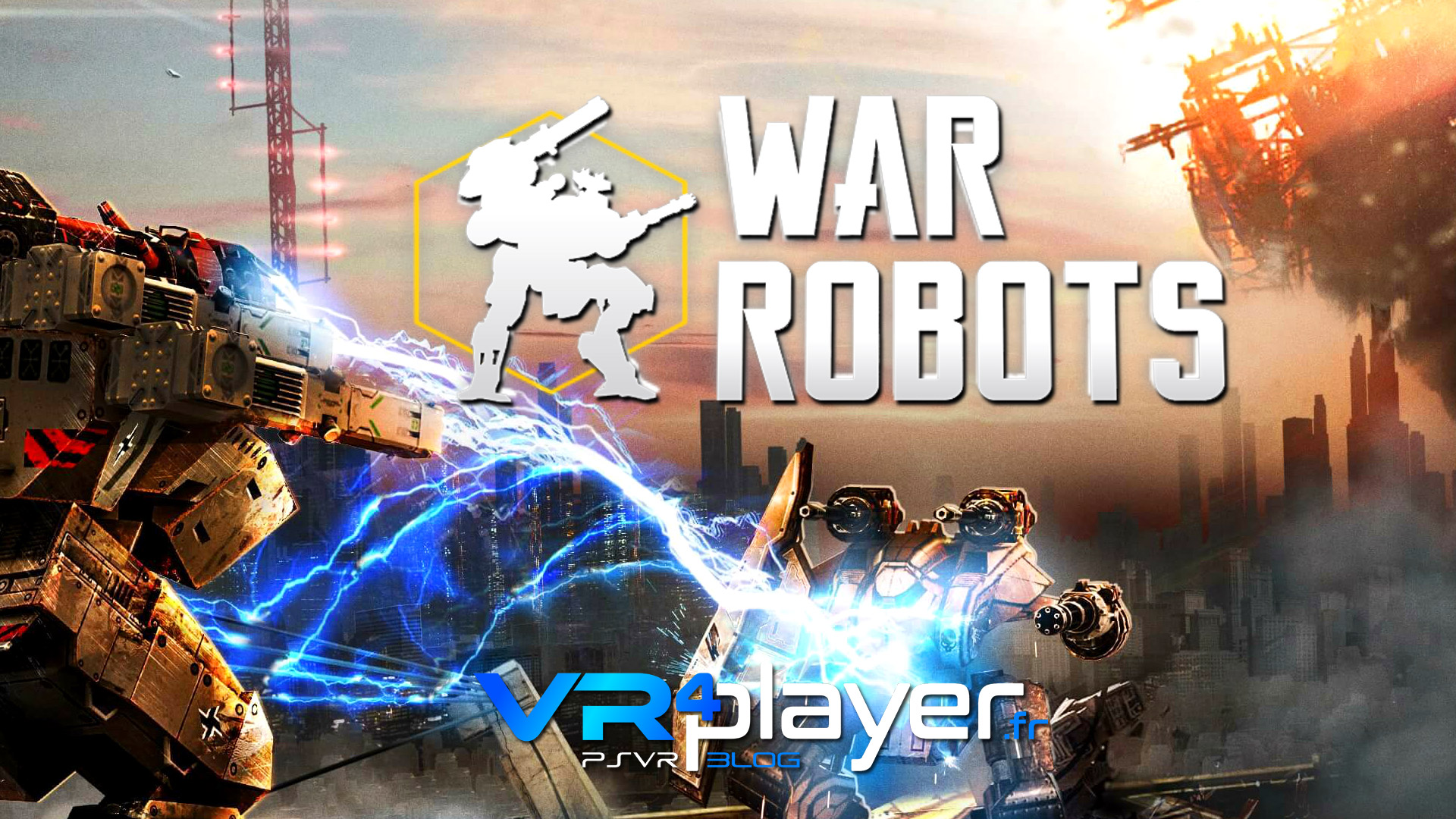 War Robots VR : The Skirmish psvt vr4player.fr