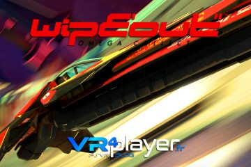 PS4, PlayStation VR : WipEout Omega Collection, la démo est dispo