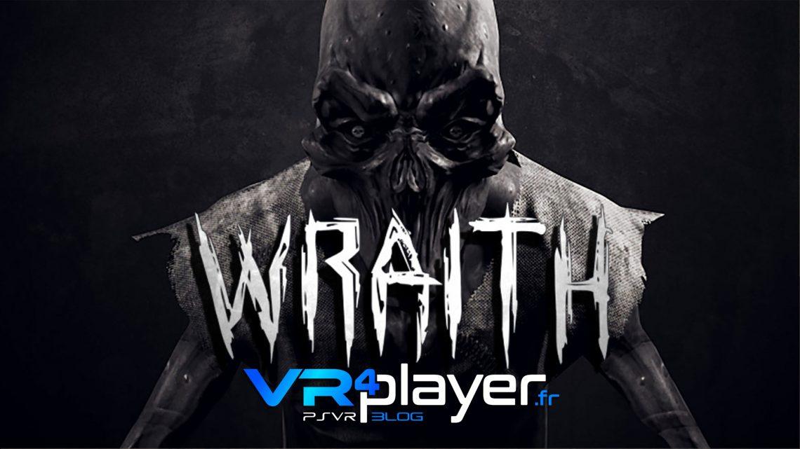 WRAITH le 29 mai sur PlayStation VR vr4player.fr