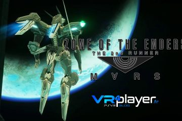 PS4, PlayStation VR : Zone of the Enders se précise sur PSVR