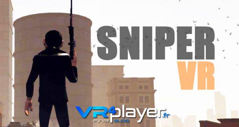 The Perfect Sniper daté sur PSVR vr4player.fr