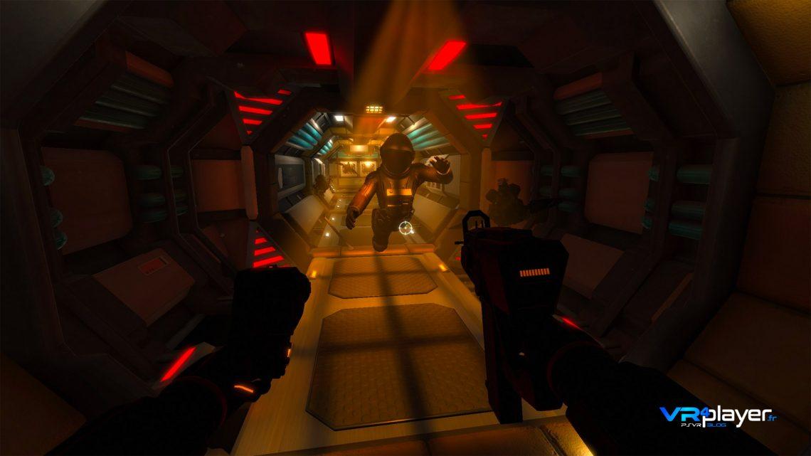 Downward Spiral Horus Station sur PC Test