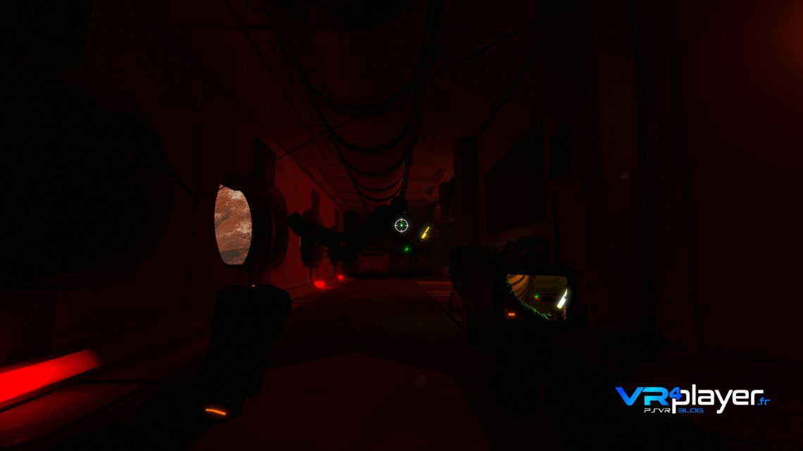 Downward Spiral Horus Station sur PC Test