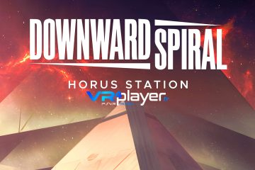 PlayStation VR : Downward Spiral Horus Station en approche sur PSVR