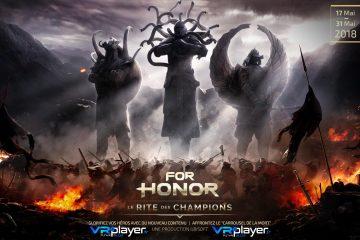 PS4, XBOX, PC : La Saison 6 de For Honor est désormais disponible
