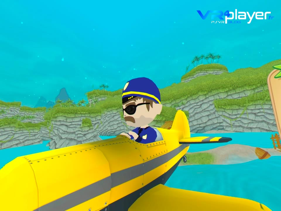 Pirate Flight VR le Test