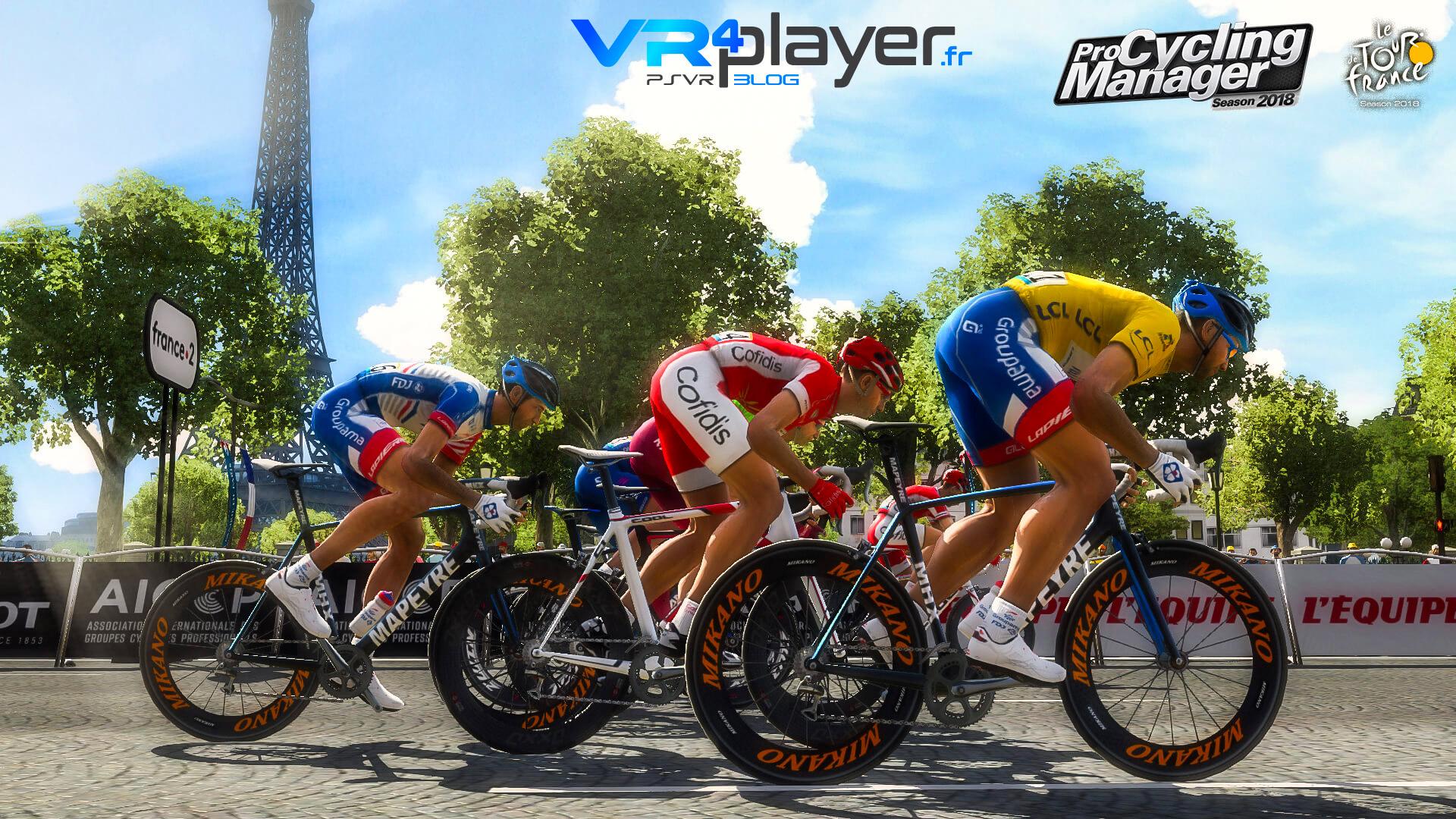 Pro Cycling Manager Tour de France 2018
