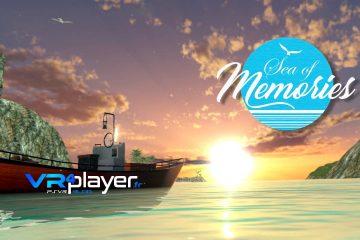 PlayStation VR : Sea of Memories annoncé prochainement sur PSVR