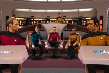 PlayStation VR, PS4 : Star Trek Bridge Crew, l'extention prévue le 22 mai