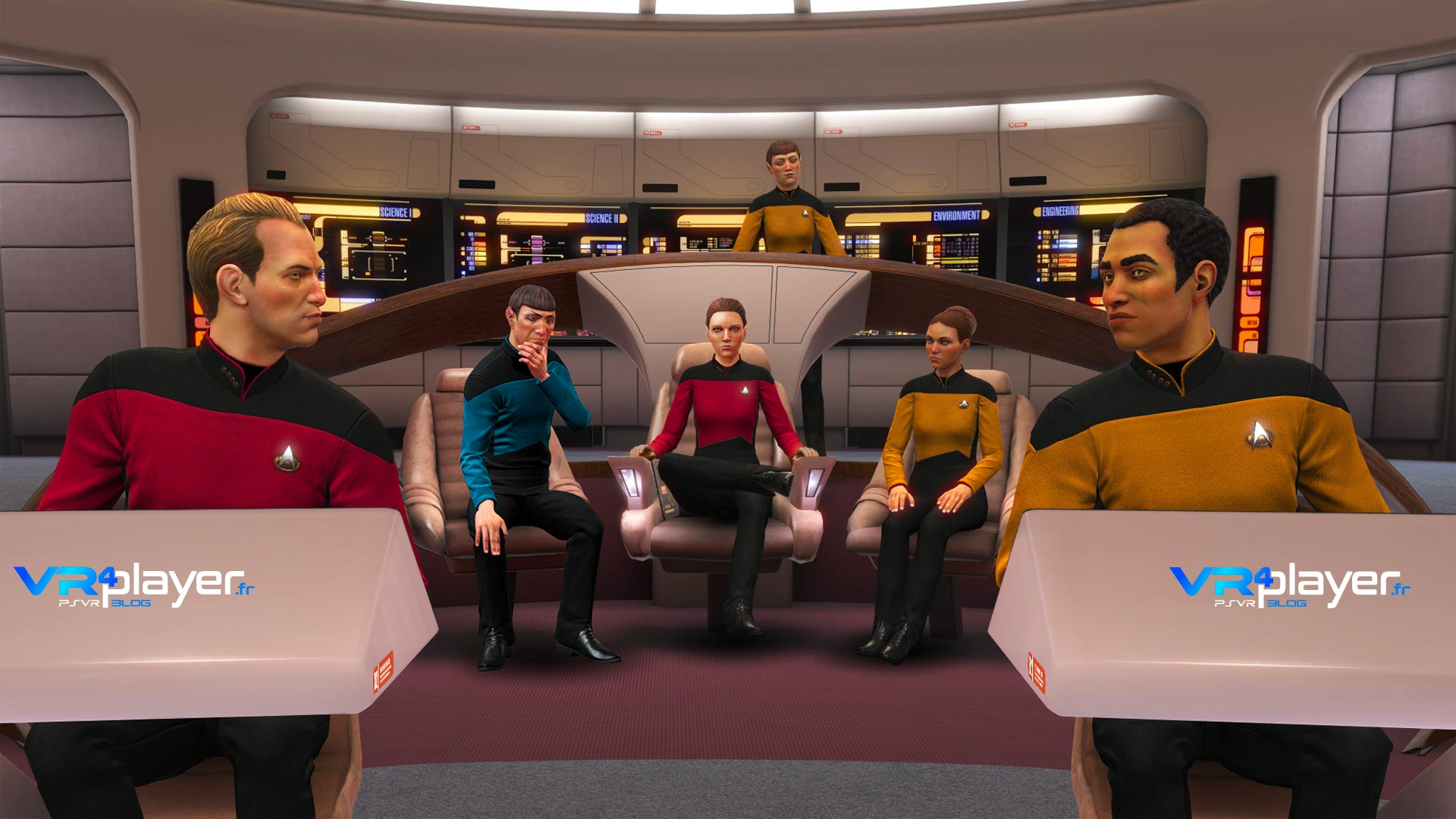 Star Trek: Bridge Crew l'extension