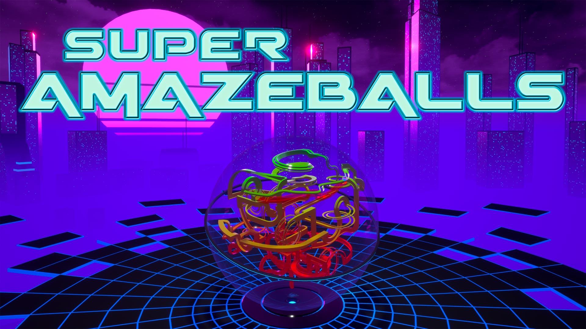 Super Amazeballs PSVR