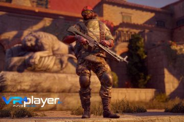 PS4, PlayStation : Rainbow Six Siege opération Para Bellum