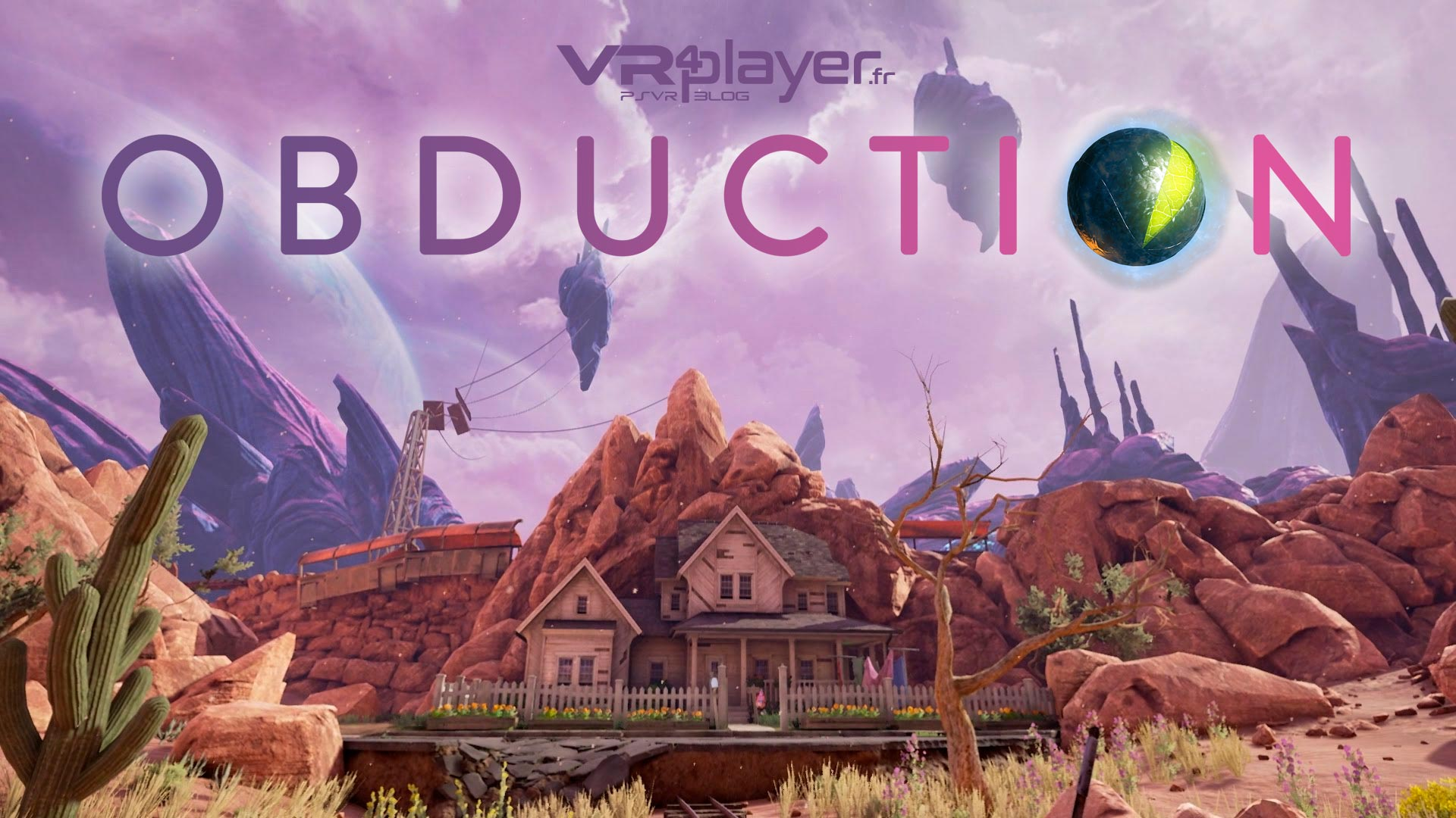 Obduction sur PlayStation VR VR4player.fr