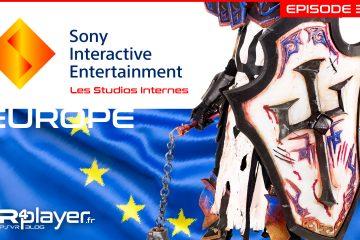 Sony PlayStation VR : E3 2018, Les studios internes Europe et la VR