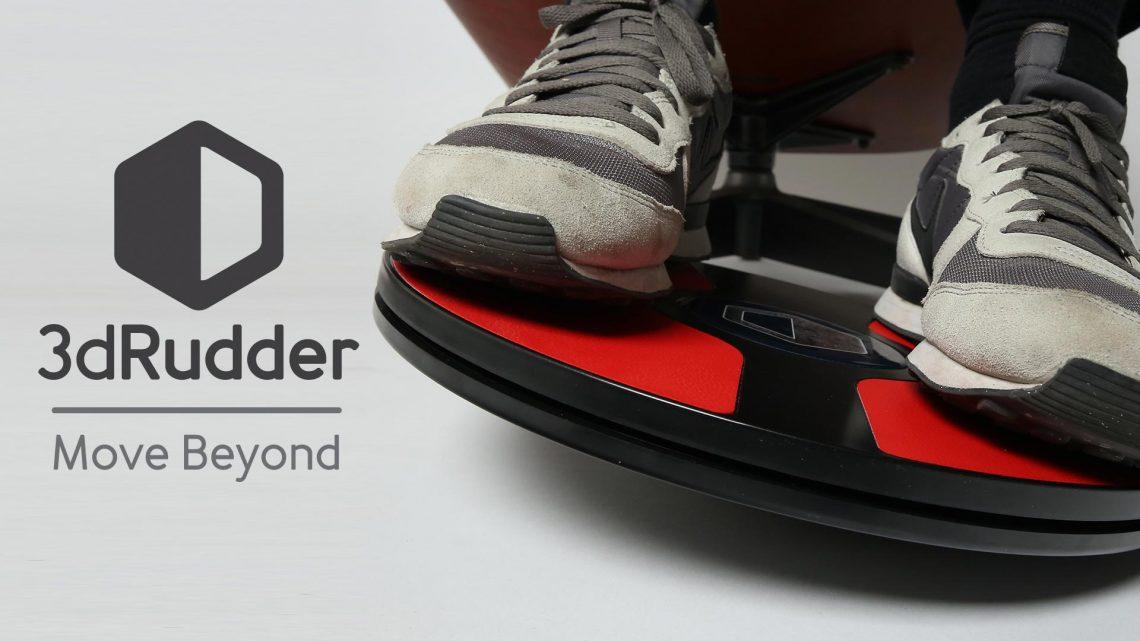 3dRudder PLayStation VR ps4 VR4Player