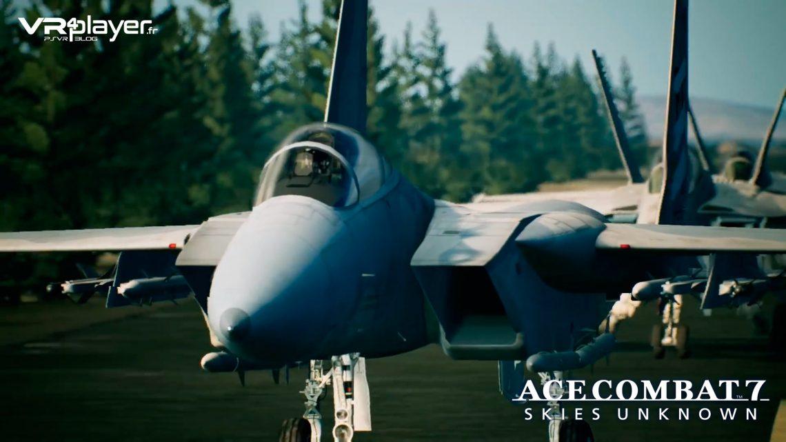 Ace Combat 7 VR4player.fr PlayStation VR