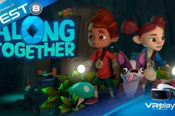 PlayStation VR : Along Together notre Test PSVR. Où est passé ce chien ?