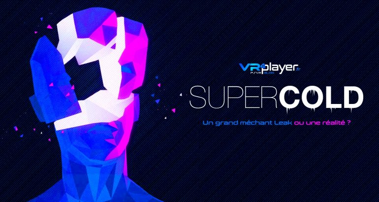 SuperCold PlayStation VR VR4player